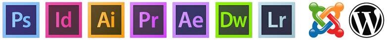 Icons Adobe