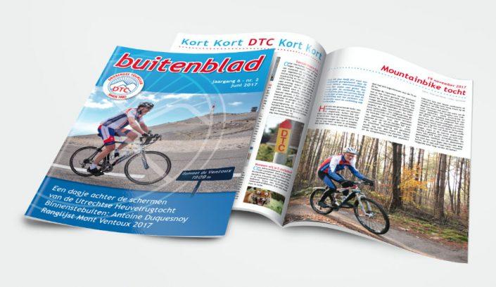 magazine buitenblad dtc